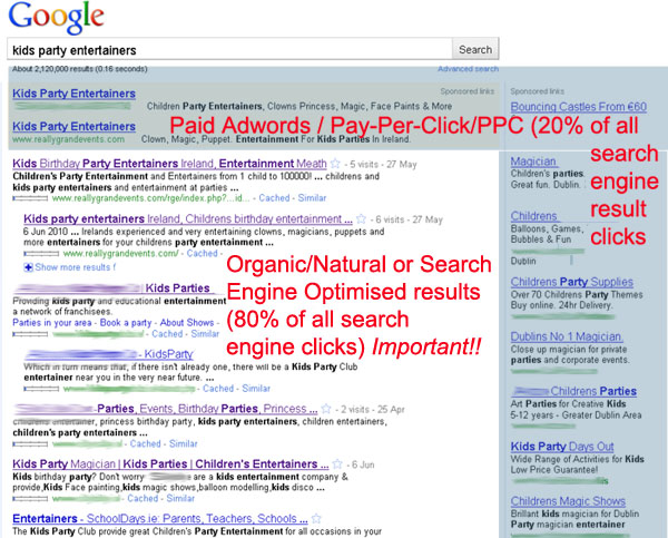 what is seo search engine optimisation search friendly websites